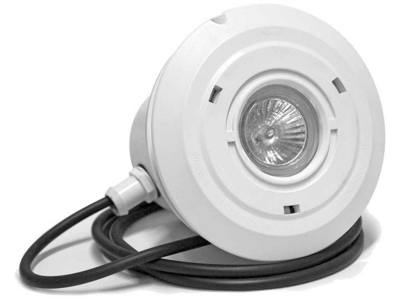 Подводный светодиодный прожектор Mini 2008, 4.2 Вт, 12 В