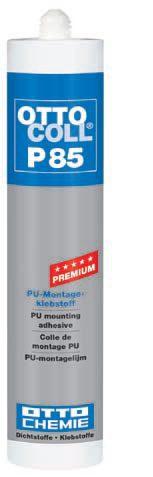Полиуретановый монтажный клей OTTOCOLL P 85