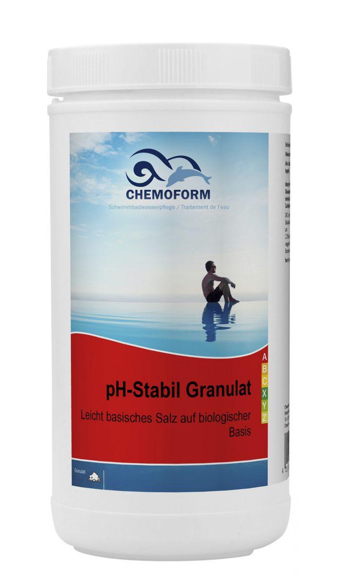 Препарат для стабилизации содержания кислоты в воде бассейна, рН Стабилизатор, 1 кг