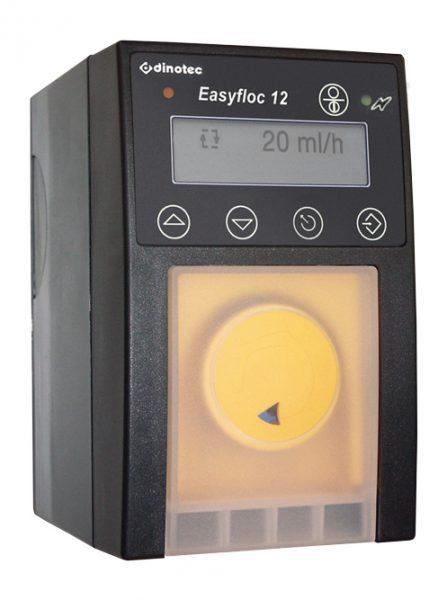 Программируемый насос дозирования коагулянта Easyfloc 12
