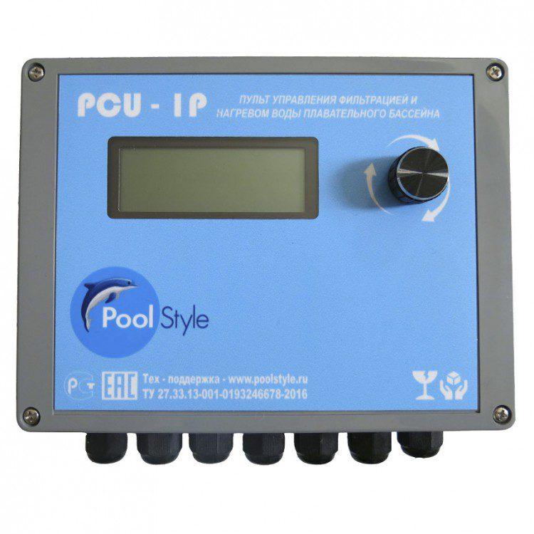 Пульт управления насосом/нагревом вода плавательного бассейна PCU-1P