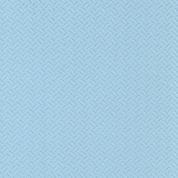 ПВХ пленка армированная Antislip голубая, STG 200, 1,65 м