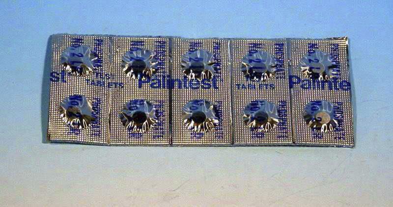 Реагент для измерения марганца к фотометрам Photolyser