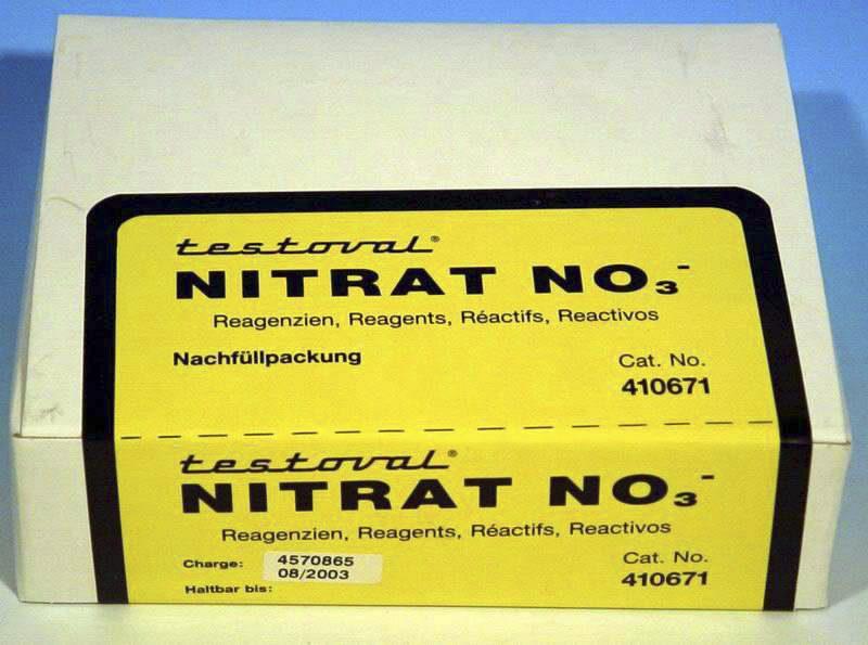 Реагент для измерения нитрата к фотометрам Photolyser