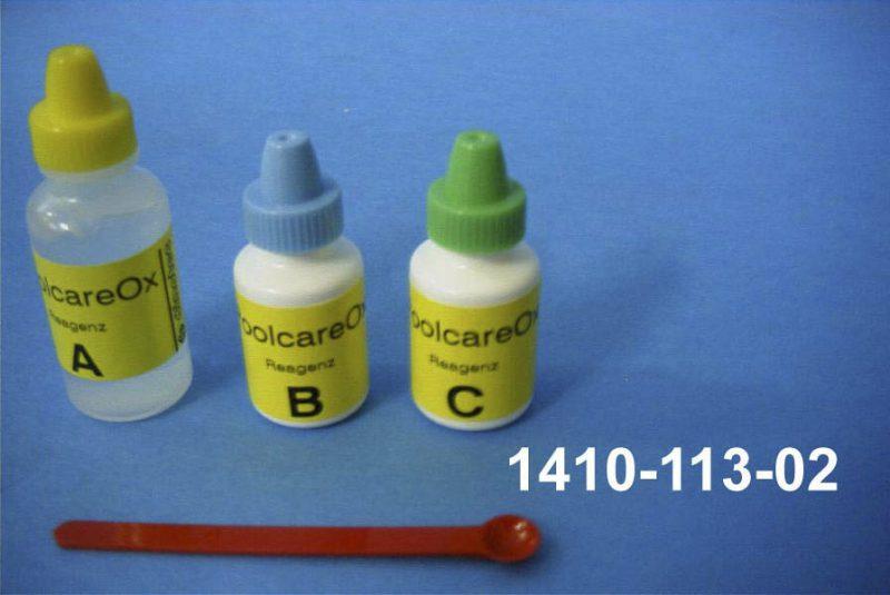 Реагент для измерения Poolcare OXA к фотометрам Photolyser