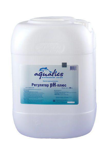 Регулятор PH+ плюс жидкий для бассейнов
