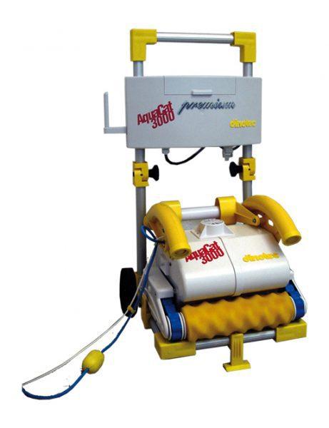 Робот-очиститель AquaCat Premium 3000, до 125 м?