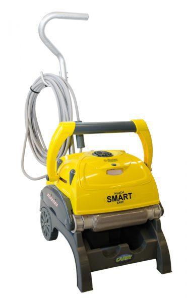 Робот очиститель AquaCat SMART EASY с EFS, длина кабеля 18 м, для чаш площадью до 100 м2