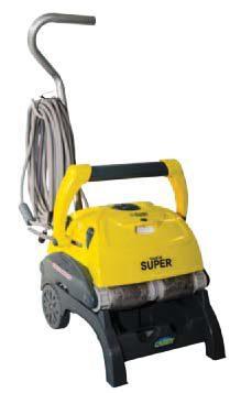 Робот очиститель AquaCat Super с EFS, длина кабеля 23 м, для чаш площадью до 200 м2