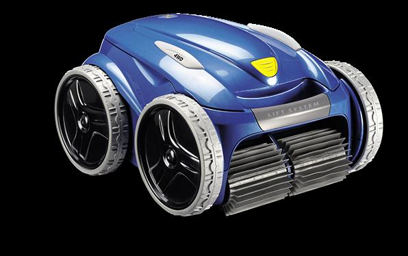 Робот-очиститель Vortex PRO 4WD RV5400, кабель 18 м, тележка