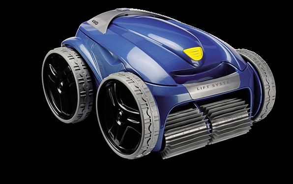 Робот-очиститель Vortex PRO 4WD RV5500, кабель 21 м, пульт ДУ, тележка