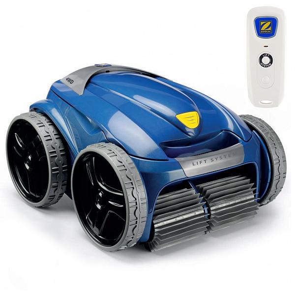 Робот-очиститель Zodiac RV 5600 Vortex PRO 4WD для бассейна, 25 м кабель, пульт ДУ