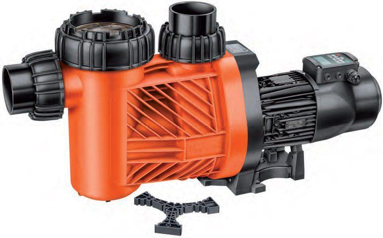 Самовсасывающий энергосберегающий насос Speck BADU 90 Eco Motion, 40 м3/ч, 230 В