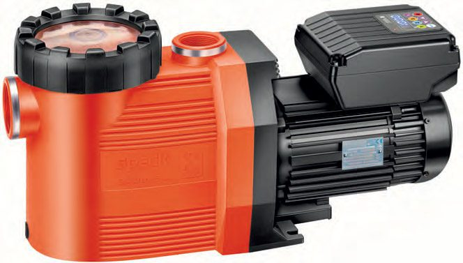 Самовсасывающий энергосберегающий насос Speck BADU 90 Eco VS, 24 м3/ч, 230 В