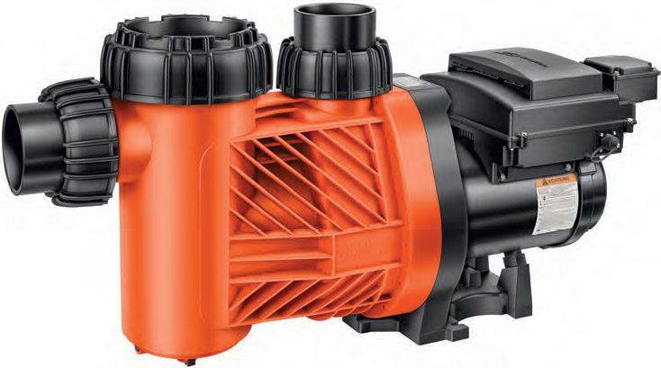 Самовсасывающий энергосберегающий насос Speck BADU 90/40 Eco MV-E, 40 м3/ч, 230 В