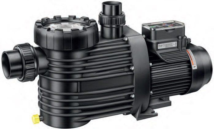 Самовсасывающий энергосберегающий насос Speck BADU Touch-Pro, 10 м3/ч, 230 В