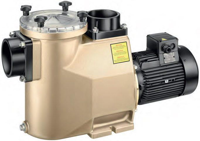 Самовсасывающий насос Speck BADU 93/30 H, 30 м3/ч, 3~ 400/230 В