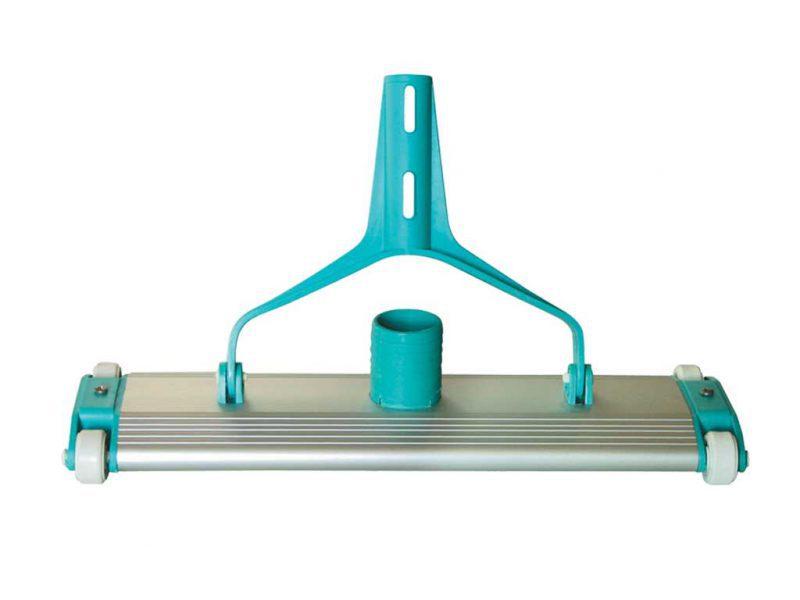 Щетка для донного пылесоса Gemas Poolvac из анодированного алюминия, 2″, длина 456 мм