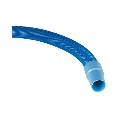 Шланг гофрированный, 30 м с эластичными муфтами D38 мм, цвет-синий Ocean De Luxe