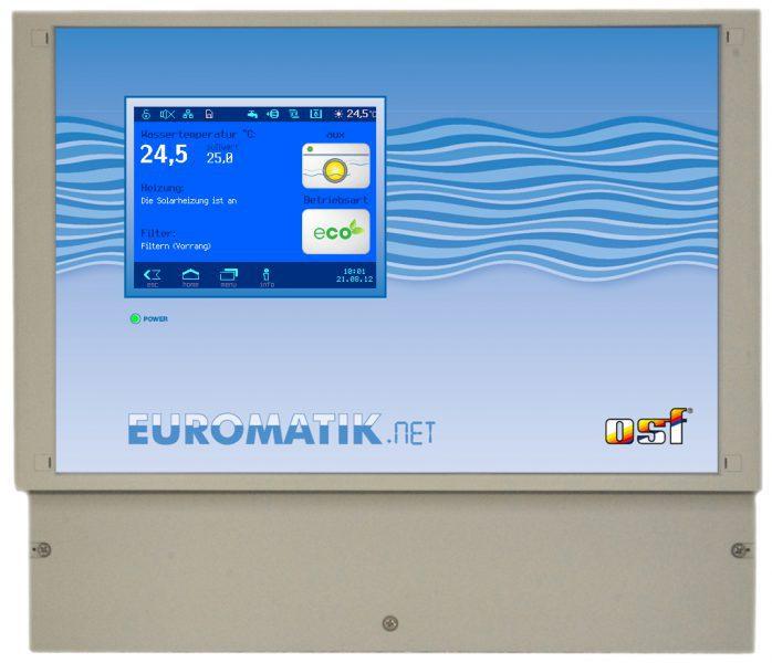 Система управления бассейном EUROMATIK.net