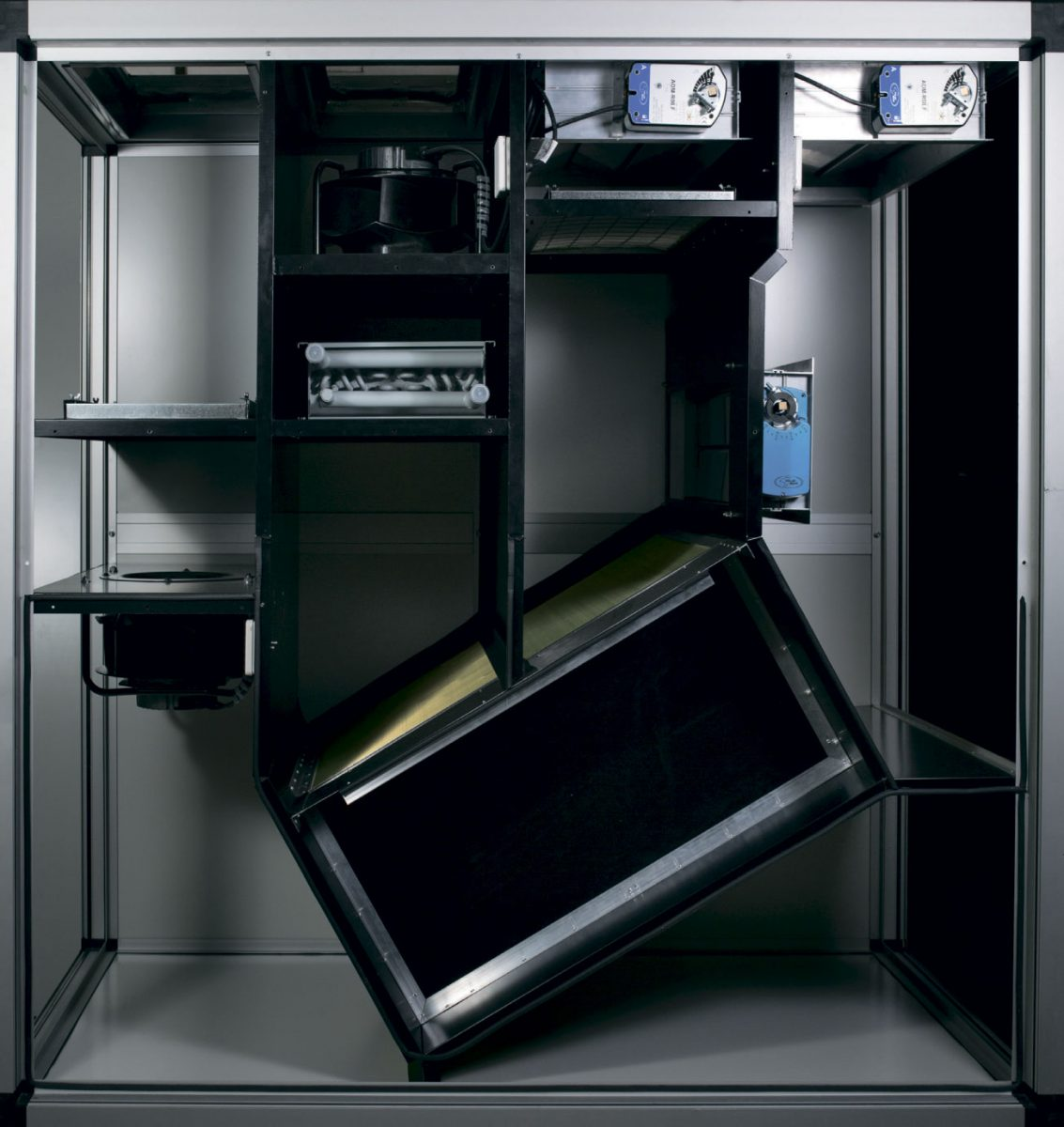 Система вентиляции бассейна GreenAir-Pool 10000, базовое исполнение