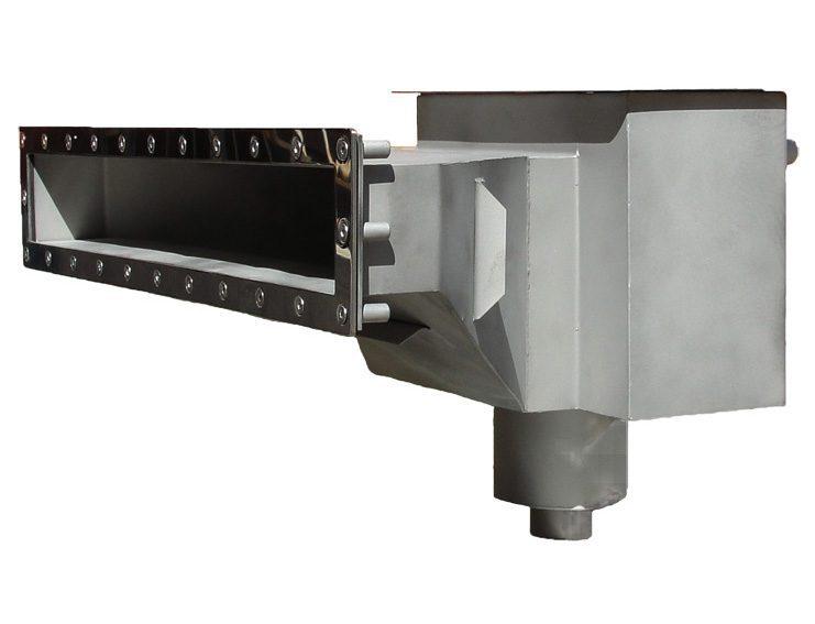 Скиммер с камерой долива и расширенной горловиной для пленочного бассейна, внутр. резьба 2″