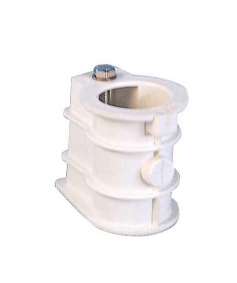 Стакан для крепления лестницы, O 42 мм, пластик