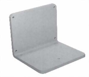 Стеновой кронштейн для монтажа дозировочных насосов серии H226, раб. материал PP