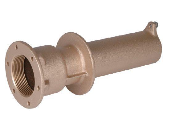 Стеновой проход Hugo Lahme AllFit , L=240 мм, внутр. резьба G2xG1 1/2