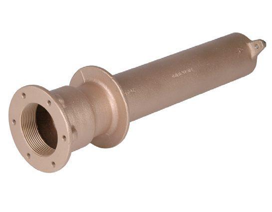 Стеновой проход Hugo Lahme AllFit , L=340 мм, внутр. резьба G2xG1 1/2