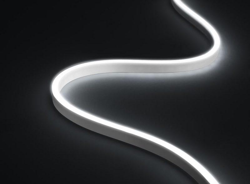 Светодиодная лента AQUALUC CURVE, RGB, 24В, 66 Вт, L=3,98 м