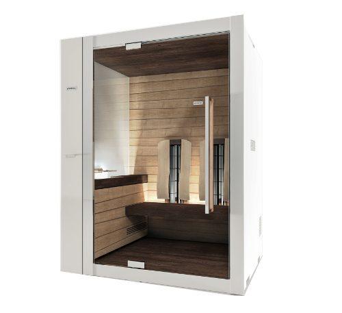 Sweet Sauna COMBI XL Crystal PERSONAL PLUS