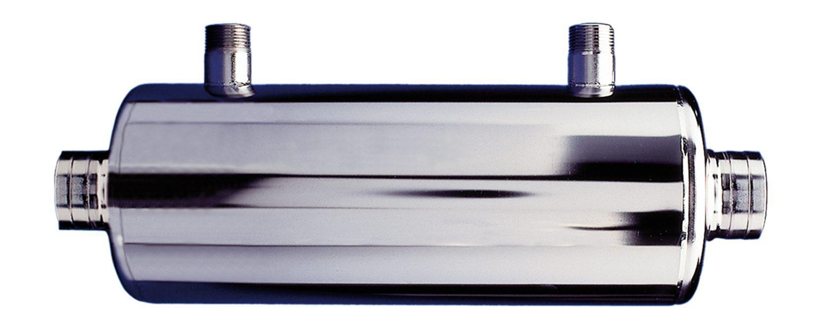 Теплообменник для бассейнов HWT 122, 140 кВт (при T=90°С)