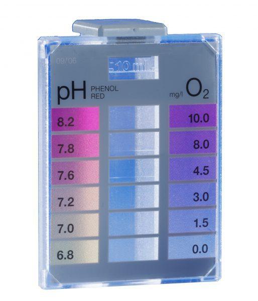 Тестер Minitetser О2/рН, О2 (0-10 мг/л), PH (6,8-8,2)