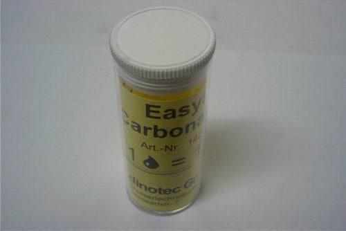 Тестовые полоски Easytest для ручного измерения карбонатной жесткости, 50 шт