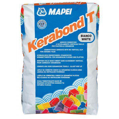 Тиксотропный цементный клей для плитки KERABOND T