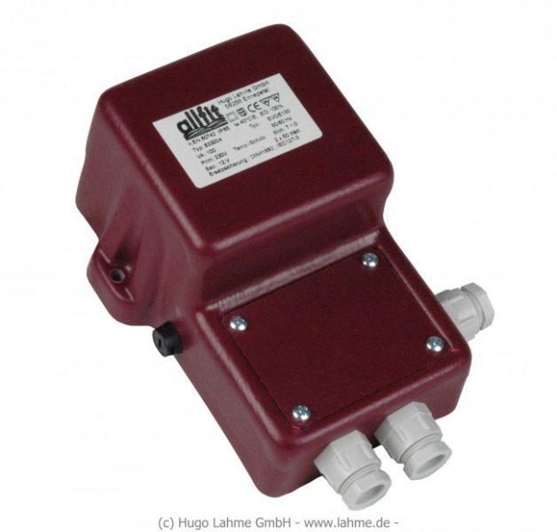 Трансформатор Allfit 220 — 12 В, 100 ВА, 2 точки подключения, для прожекторов VitaLight 50 Вт