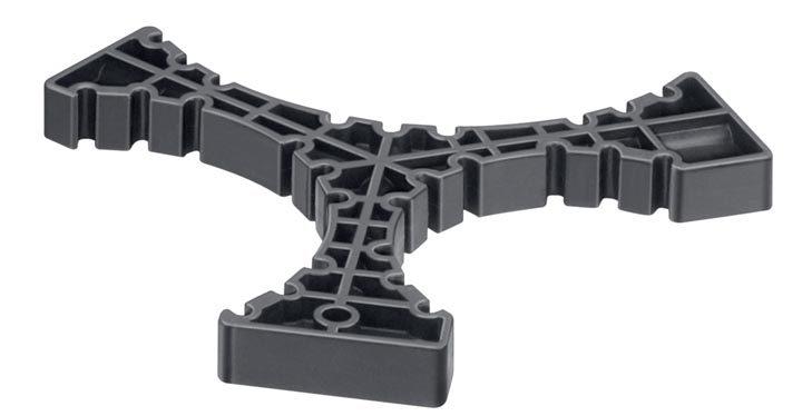 Тройной ключ для крышки насоса