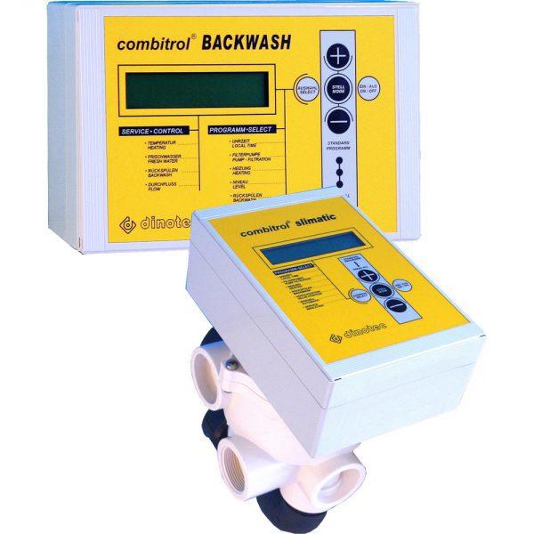 Устр. упр. фильтрацией и обратной промывки Сombitrol BACKWASH, для клап. 1/2″-2″