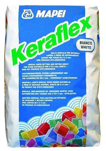 Высокоэластичный клей для плитки KERAFLEX, серый, 25 кг