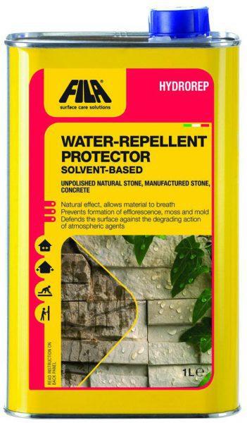 Водоотталкивающее защитное средство для натурального камня и бетона Hydrorep