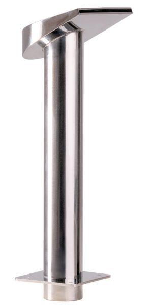 Водопад FitStar Juist, нерж.сталь, 0,5 кВт, 1~