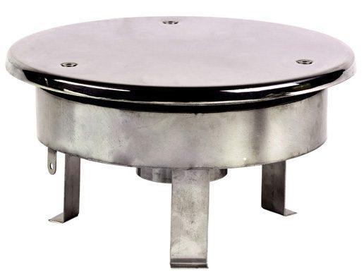 Водозабор с антивихревой крышкой, пленка, D=250 мм, вутр. резьба G2 1/2
