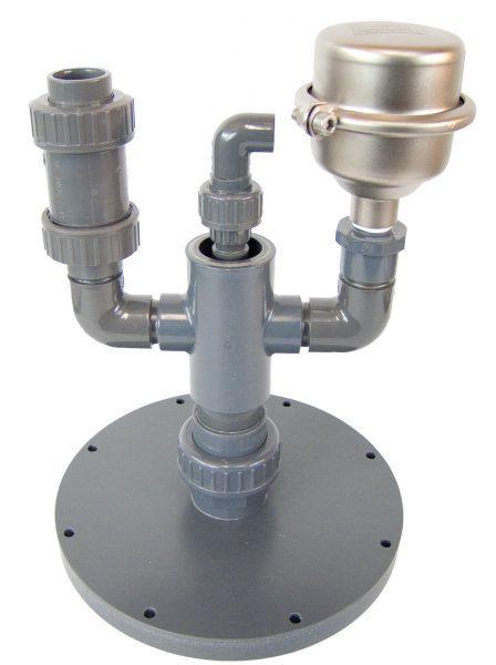 Воздушный клапан для фильтровальных ёмкостей 610/765/910