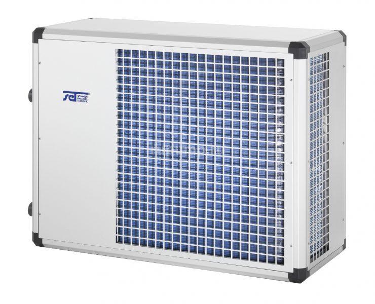 Воздушно-водяной тепловой насос Set Schmidt FWP 10 S, 2600 м3/ч, 400/230 В, 2,2 кВт