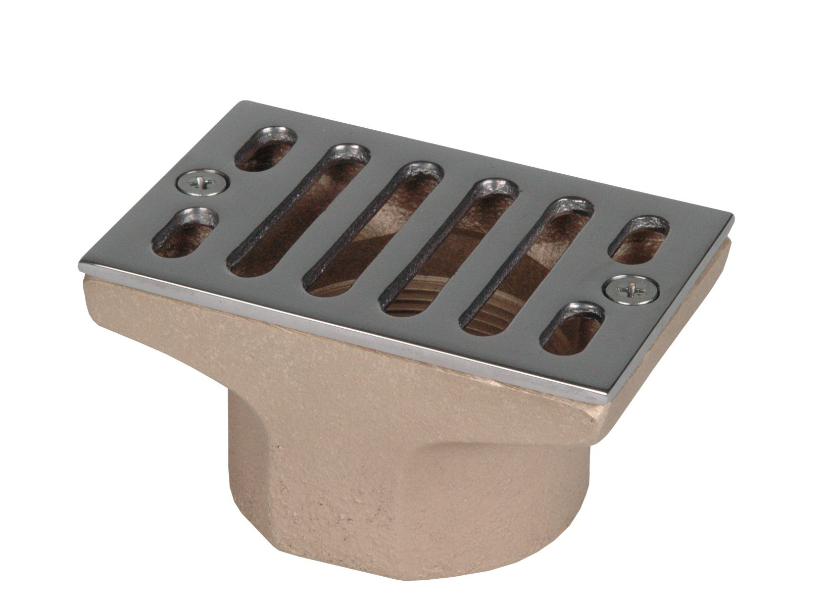 Всасывающая форсунка переливного желоба AllFit, 100 х 65 мм