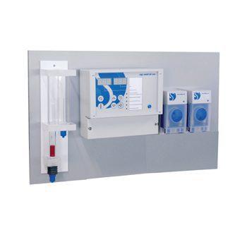 WG WHIRLPOOL CONTROL 100 — ХЛОР / Redox C 3-мя дозировочными насосами