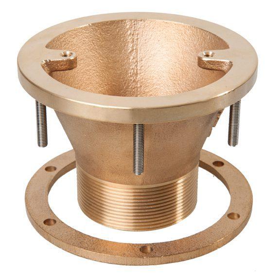 Закладная водозабора гидромассаж FitStar Standard и Combi-Whirl