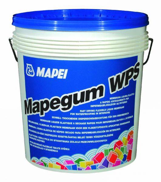 Жидкая эластичная гидроизоляционная мембрана MAPEGUM WPS, 25 кг