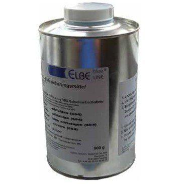Жидкий ПВХ, серого цвета для уплотнения швов, 950 мл